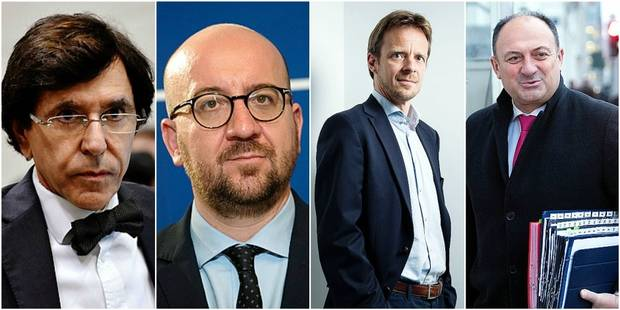 """Les Belges ne font plus confiance aux politiques, ceux-ci réagissent: """"Le Kazakhgate et Publifin ont donné la nausée"""" - ..."""