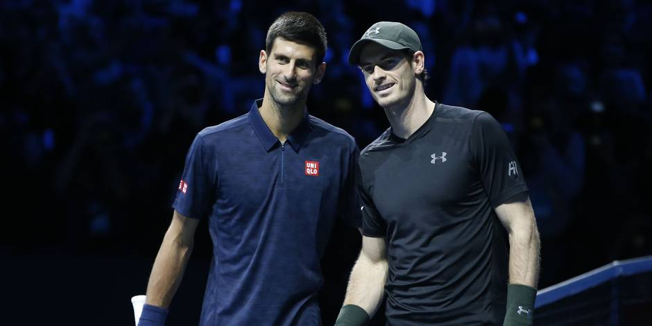 Murray et Djokovic en quarts de finale à Doha