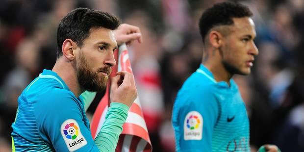 Copa del Rey: à 11 contre 9, Barcelone perd contre Bilbao! - La DH