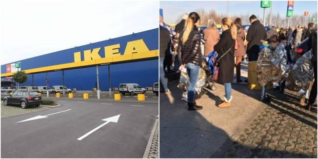Le magasin Ikea de Zaventem rouvert après une fausse alerte à la bombe (PHOTOS) - La DH