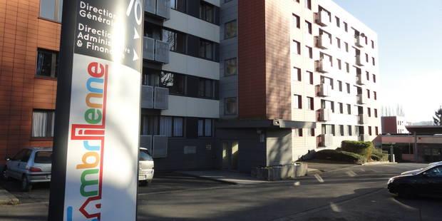 Charleroi : La Sambrienne attribue cinq logements publics chaque jour - La DH