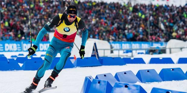 Martin Fourcade renoue avec la victoire à Oberhof - La DH