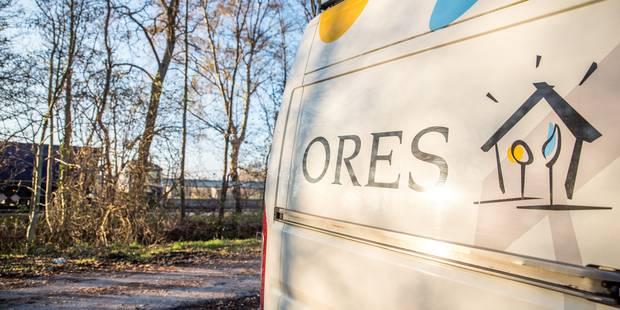 Intempéries: 5.000 foyers privés d'électricité en province de Namur - La DH