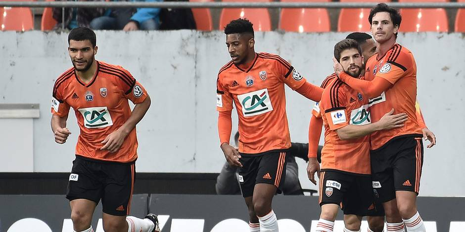Mesloub qualifie Lorient en Coupe — France