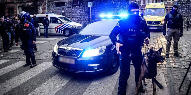 1 Belge sur 5 estime qu'il est probable qu'un attentat soit perpétré dans son quartier en 2017 - La DH