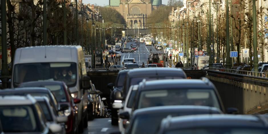Les tunnels Léopold II et Rogier sont à nouveau ouverts à la circulation