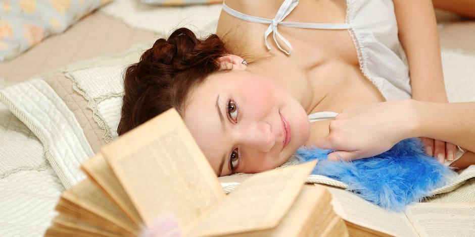 Les lectures érotiques font tellement de bien à la libido et au couple