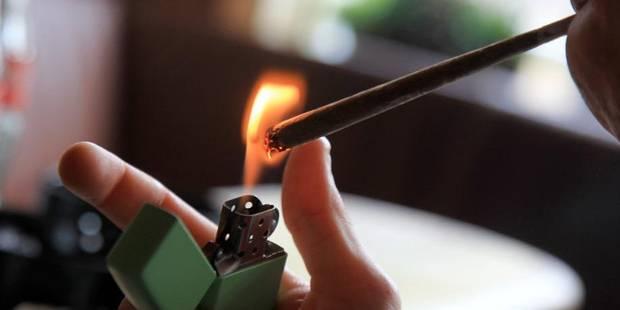 Seraing : un individu interpellé pour possession de 180 grammes de cannabis - La DH