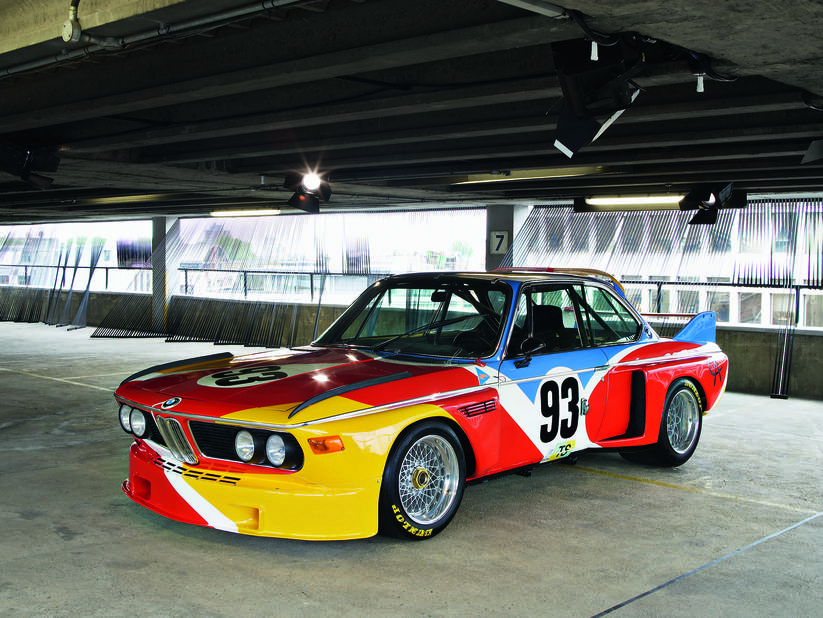 1975 Alexander Calder BMW 3.0 CS