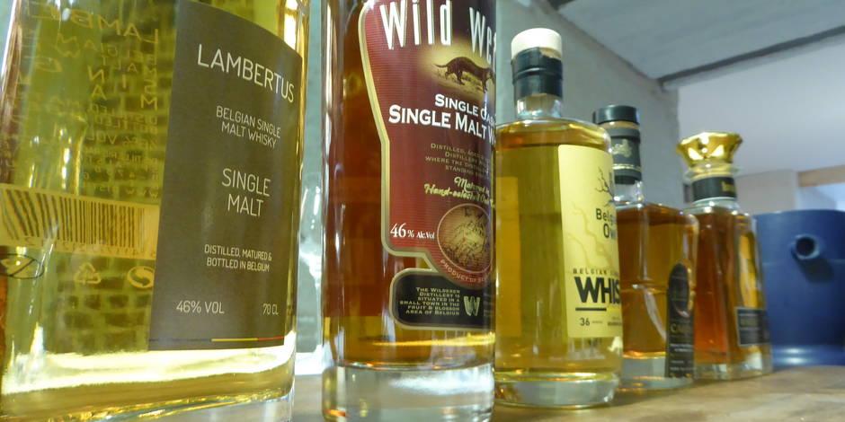 Le whisky belge a la cote, lequel choisir selon ses goûts ?