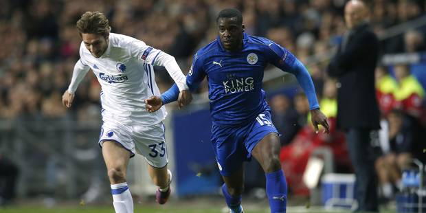 Jeffrey Schlupp passe de Leicester à Crystal Palace - La DH