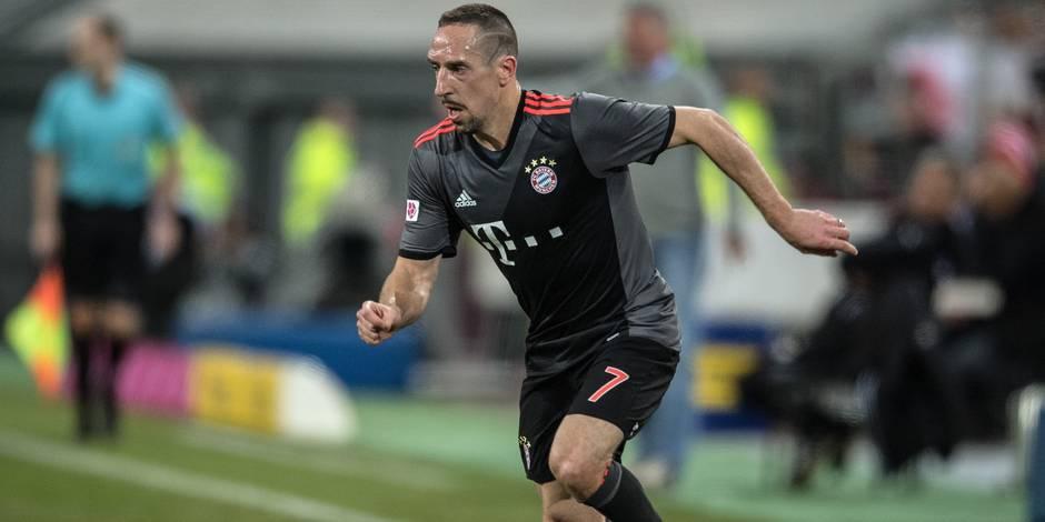 Le Bayern remporte un mini-tournoi de préparation avec un but de Ribéry