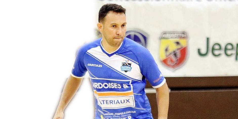 Futsal: Charleroi renforce son Top 4