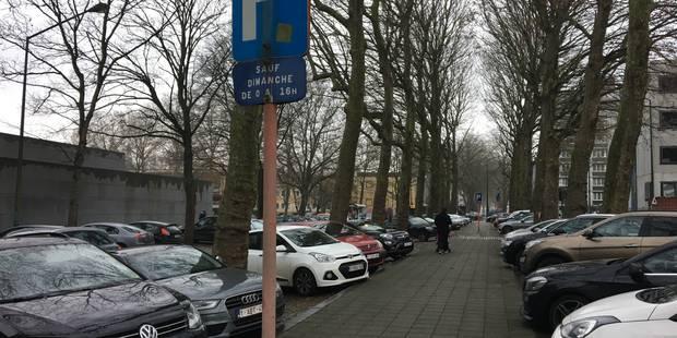 Charleroi : le stationnement payant, c'est maintenant - La DH