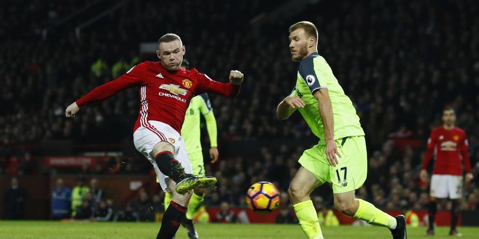 Premier League: City craque à Everton, United concède le nul contre Liverpool