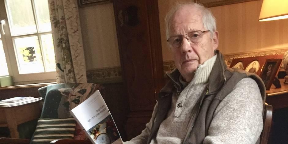 Limelette: Damien de Failly, noble travailleur et écrivain