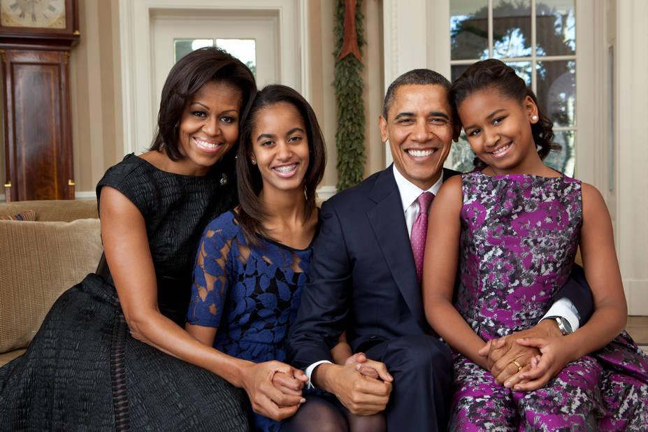Photo de famille, décembre 2011