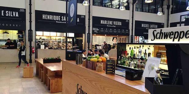 La Louvière: un marché couvert pour favoriser les producteurs locaux - La DH