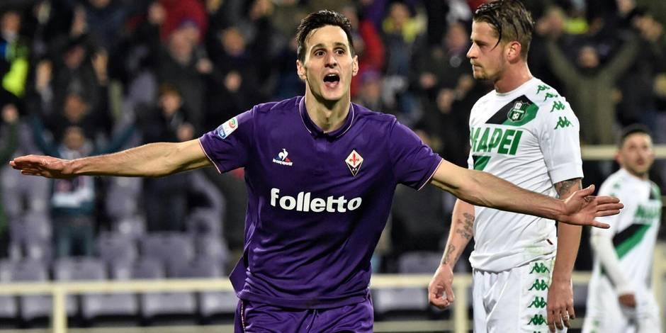Mercato: Kalinic refuse la Chine et reste à la Fiorentina