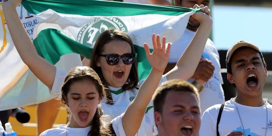 Chapecoense dispute son premier match amical depuis la catastrophe de Medellin