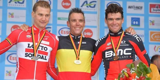 Un parcours plat pour le championnat de Belgique à Anvers - La DH