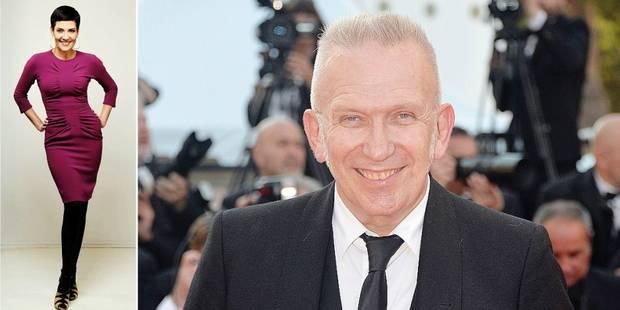 """Jean-Paul Gaultier, fan absolu de Cristina Cordula : """"Je veux que'elle défile pour moi"""" - La DH"""
