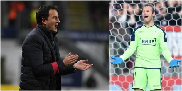 """Jankovic: """"Je confirme que Gillet sera dans le but à Eupen"""" - La DH"""