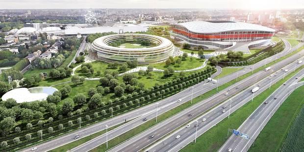 Un projet concurrent de Neo à deux pas du futur Stade National - La DH