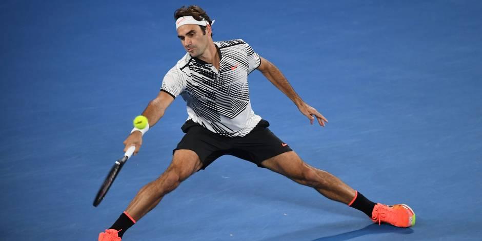 Federer écarte Wawrinka et file en finale — Open d'Australie