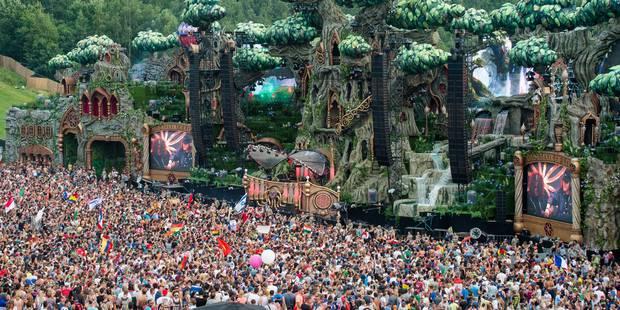 Tomorrowland: plus de la moitié des tickets ont déjà été vendus - La DH