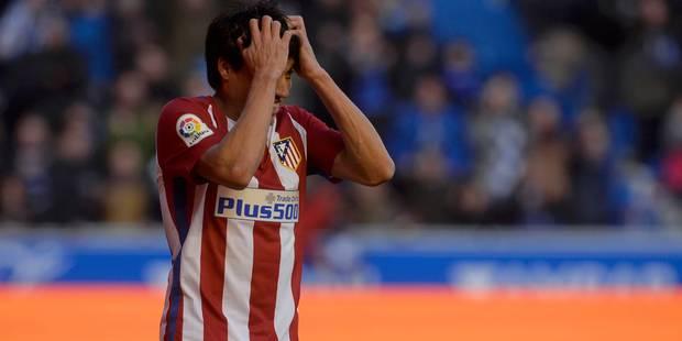 Liga: : l'Atletico n'avance plus - La DH