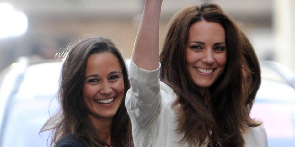 A quoi ressemblaient les soeurs Middleton enfants ?