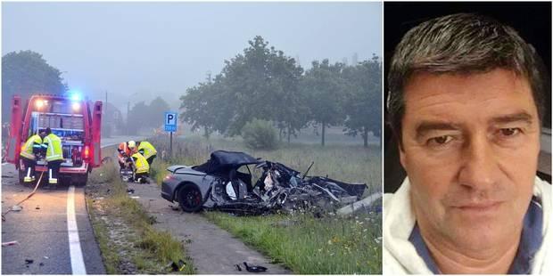 """Terrible accident de Dirk De Vriese: Porsche n'a pas pu faire """"parler"""" la 911 - La DH"""