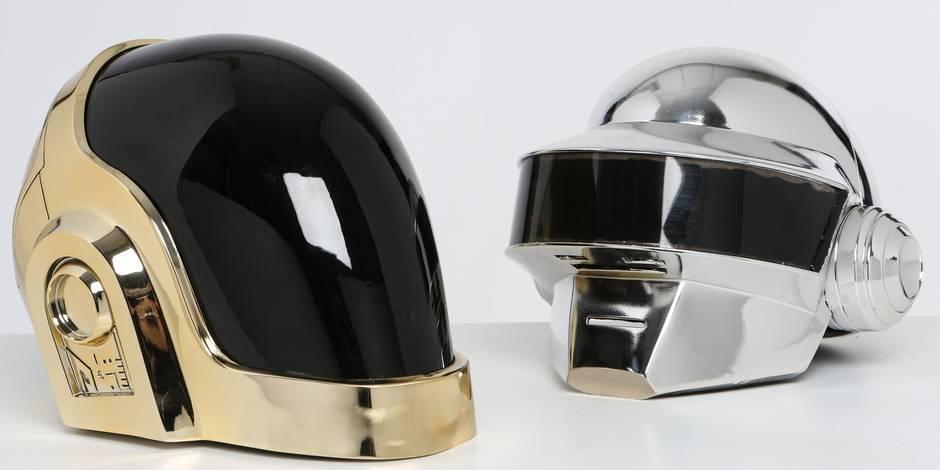 Daft Punk aux Grammy Awards pour leur première prestation en trois ans