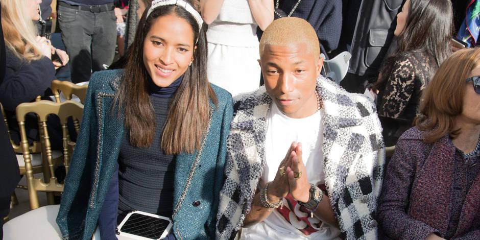 Pharrell Williams est papa... de triplés !