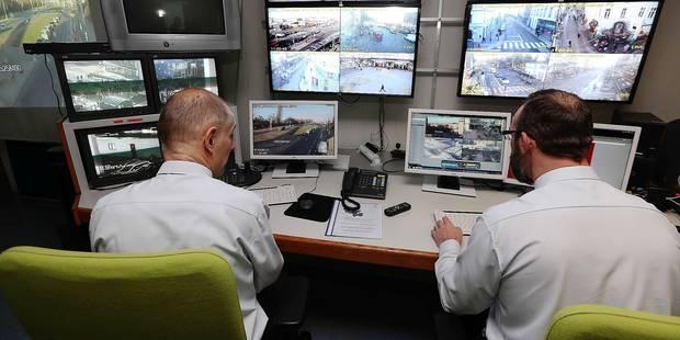 La Région bruxelloise se dote d'un premier plan de sécurité - La DH