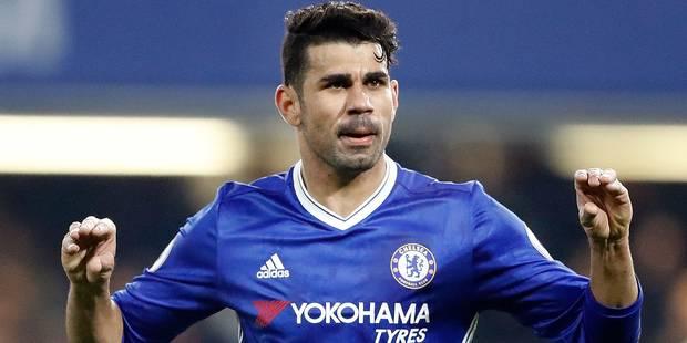 Diego Costa va-t-il rejoindre Axel Witsel cet été ? - La DH