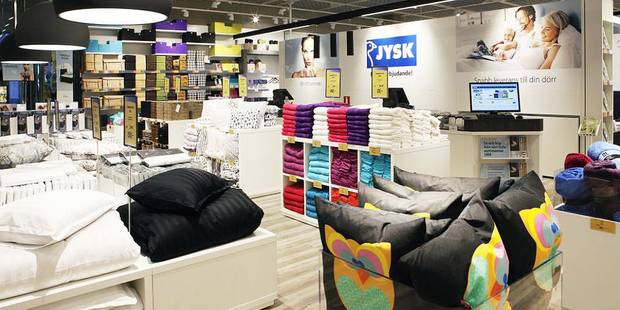JYSK, le grand concurrent d'IKEA, débarque en Belgique! - La DH