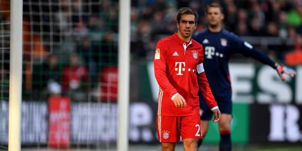 Philipp Lahm: 500 matches pour le Bayern - La DH