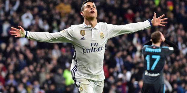 Découvrez l'incroyable pactole touché par Cristiano Ronaldo en 2016 - La DH
