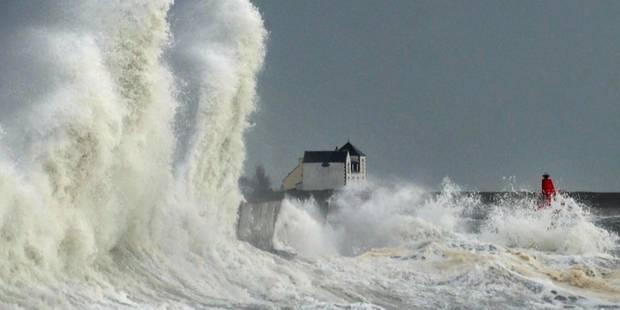 Foyers sans électricité, vents à 148 km/h: la tempête Leiv passe sur le Sud-Ouest de la France - La DH