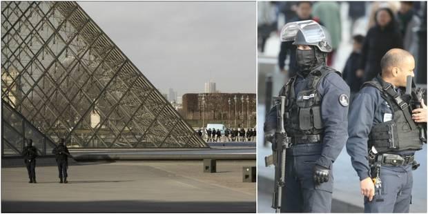 Louvre: l'assaillant est désormais hors de danger, son père réfute la thèse terroriste - La DH