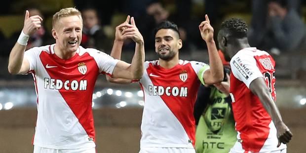 Ligue 1: un doublé de Falcao envoie Monaco seul en tête - La DH