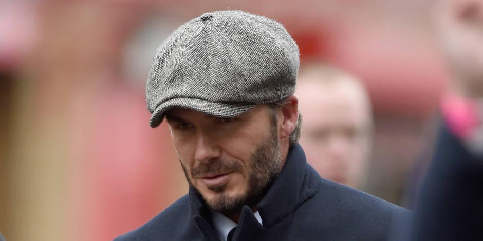 David Beckham visé par un scandale avec l'Unicef