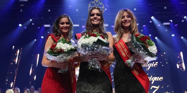 """La mise au point de la société PLG: """"Miss Belgique nous a causé pas mal de choses négatives"""" - La DH"""