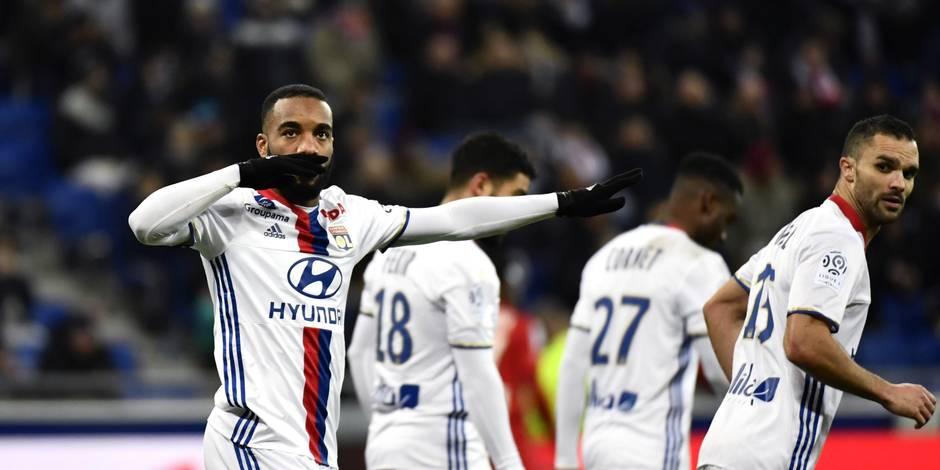 Ligue 1: Nice et Lyon gagnent