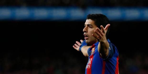 Coupe du Roi: Luis Suarez suspendu pour la finale - La DH