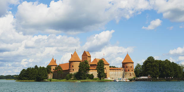 Quand l'office du tourisme lituanien se sert de photos prises... hors du pays pour faire sa promo - La DH