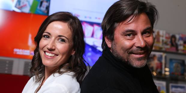"""La DH a rencontré Stéphane Pauwels et Anne Ruwet: """"Dans ce milieu, j'ai dû me remettre en question"""" (PHOTOS) - La DH"""