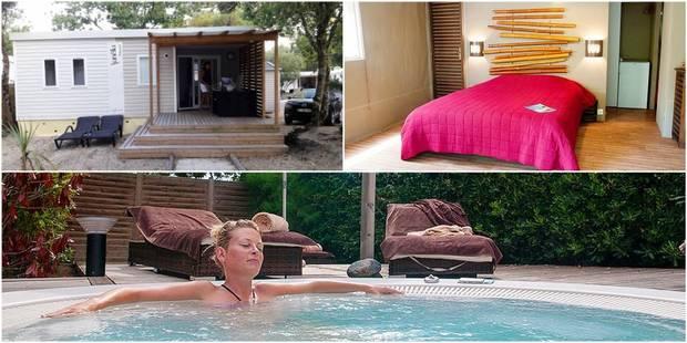 Sunelia, découvrez le camping haut de gamme made in France - La DH